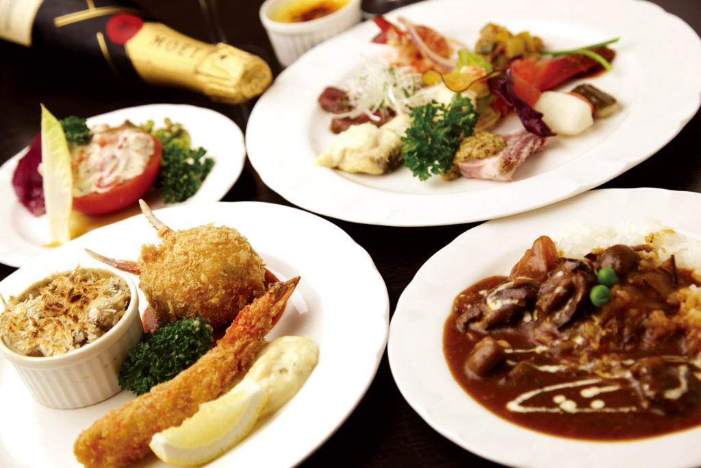 【上野】創業明治35年。上野の地で代々継承されてきた、老舗洋食店の愛され続ける伝統の味