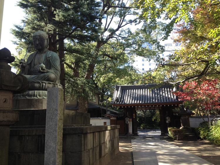 品川のお寺・神社