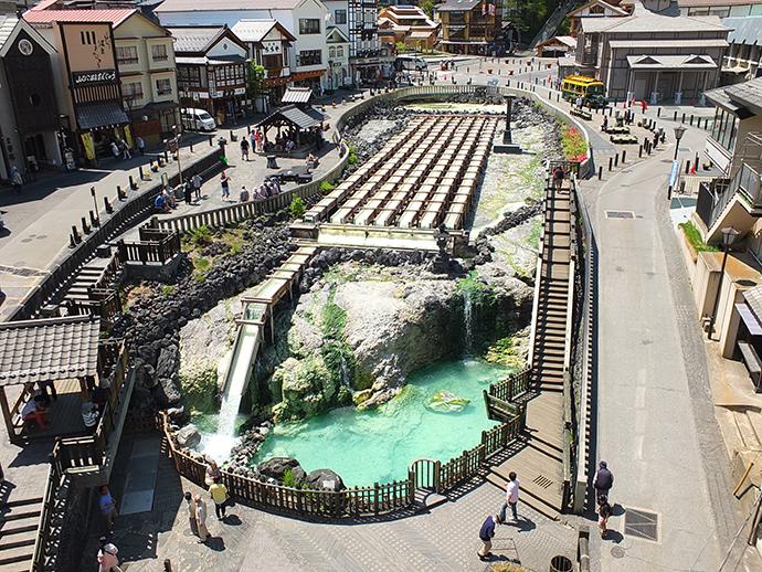 【ご当地ライター】草津に行ったら絶対入りたい【無料】の立ち寄り湯!