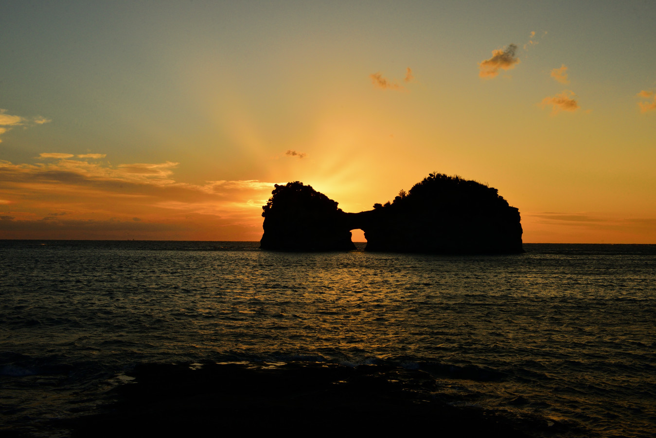 和歌山-円月島